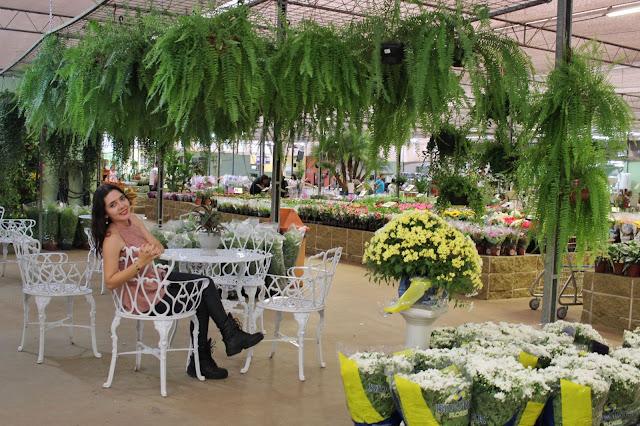 Garden Center, em Holambra, São Paulo.