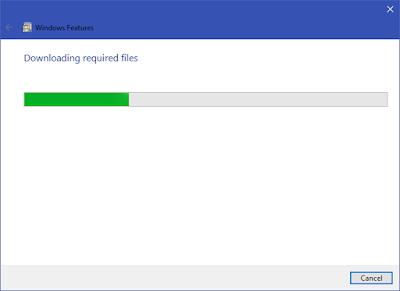 Downloading required files