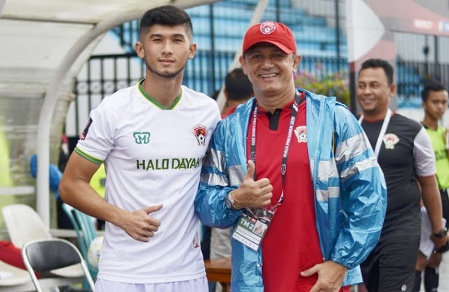 Kevin-Gomes-de-Oliveira-masuk-timnas-indonesia-u-22