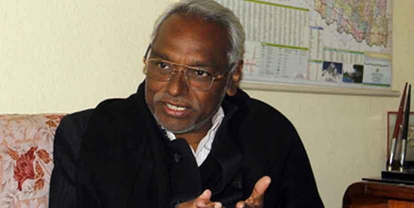 Madheshi leader picture Rajendra Mahato