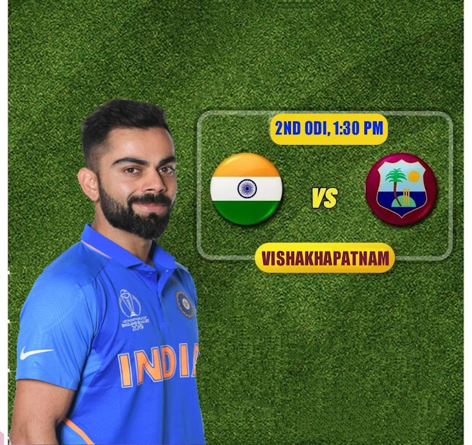 IND vs WI: India can make 2 major changes for the 2nd ODI, See probable XI