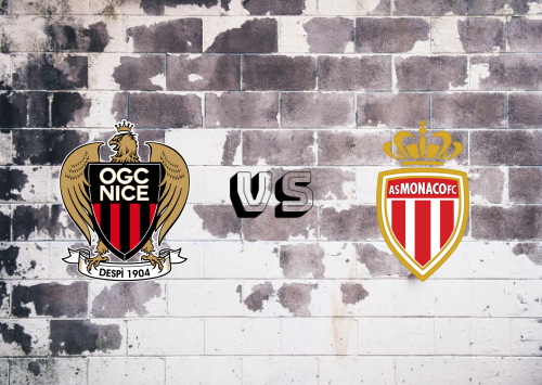 Nice vs AS Monaco  Resumen