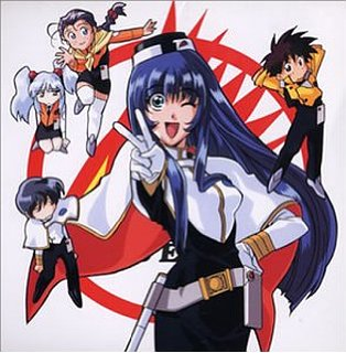 Xem Anime Nadesico the Movie: The Prince of Darkness - VietSub