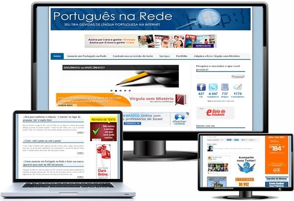Blog Português na Rede