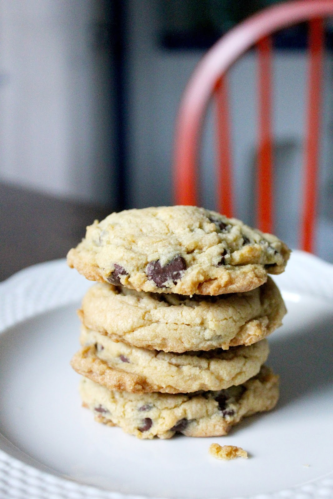 Recipe for Vanilla Pudding Mix Chocolate Chip Cookies by freshfromthe.com