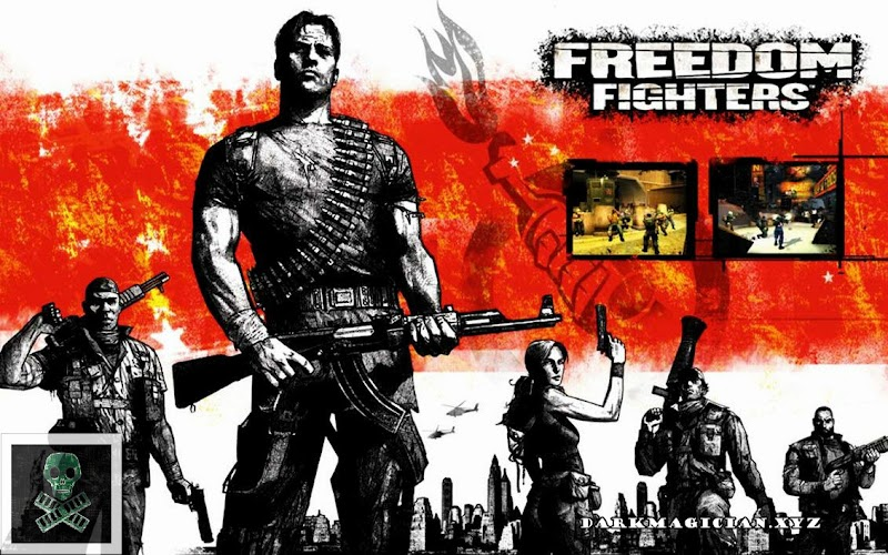 Mission টাইপের কম সাইজের একটি গেমস FreeDom Fighters ডাউনলোড করে নিন আপনার পিসির জন্য [Low Config]