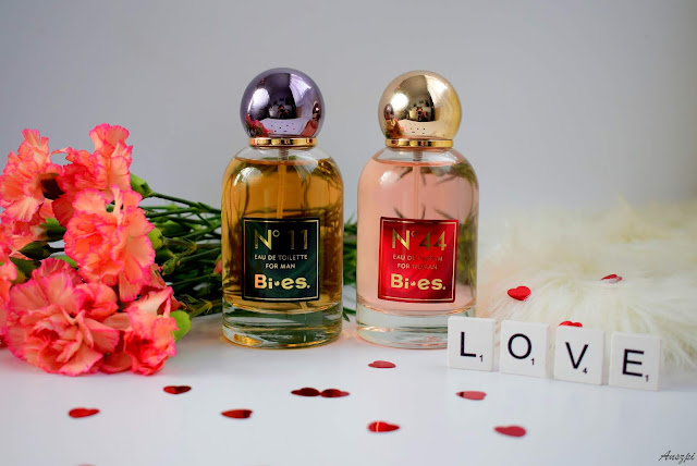 Walentynkowe zapachy od Bi-es