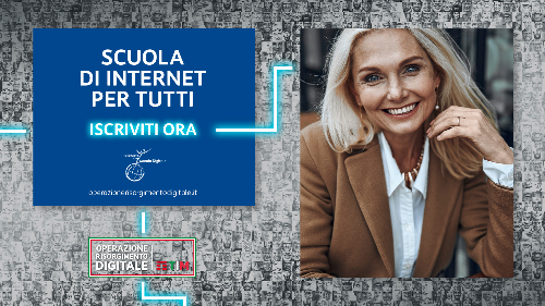 Internet, Perretti: webinar settimanale dedicato a donne lucane