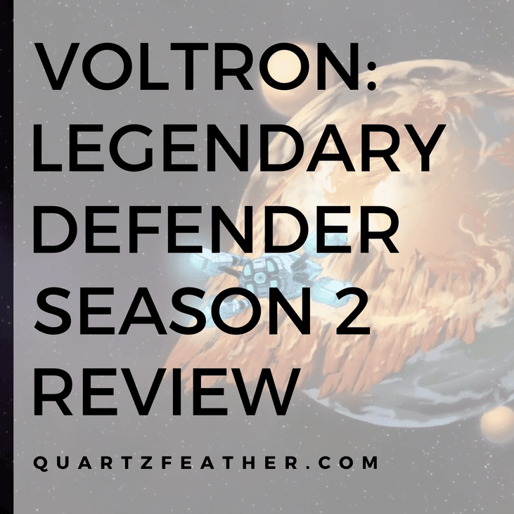 Voltron: Legendary Defender Season 2 Review