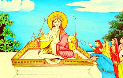 Shri Kameshwari  Stuti
