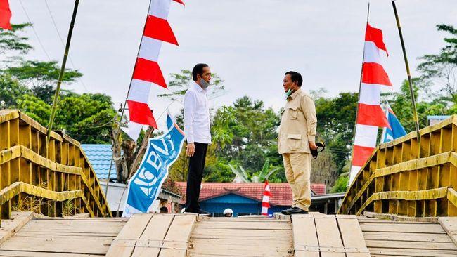 Prabowo Penuhi Janji Jokowi, Tukin Prajurit TNI Naik 80%