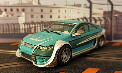 Opel Astra Coupé Tuning 2 Scalextric