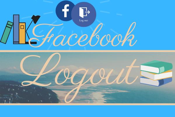 Facebook Logout Page