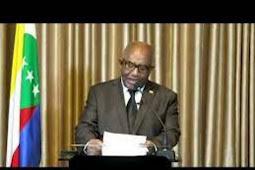 Inilah Pidato Presiden Komoro, Azali Assoumani Saat Berbicara di Debat Umum PBB ke 75