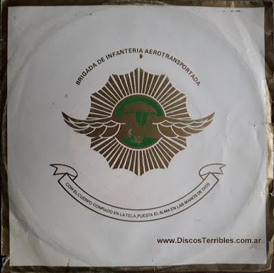 brigada de infanteria aerotransportada paracaidista esma