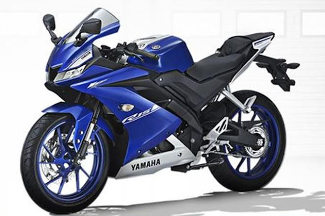 New 2017 Yamaha R15 V3.0 version