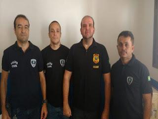 Polícia de Cuité prende autores de crimes e apreende produtos roubados