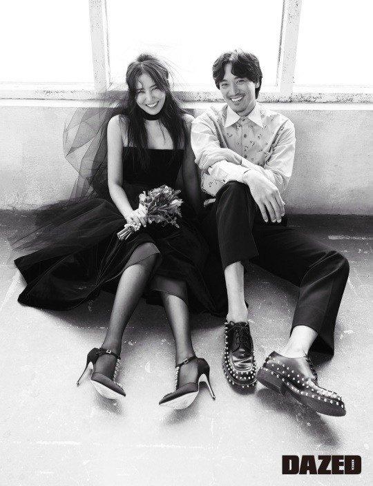 Kim Min Joon ve Kwon Dami bugün küçük bir törenle evlendi