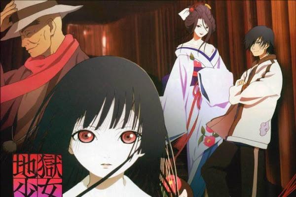 Jigoku Shoujo (Episode 01-26) Sub Indo