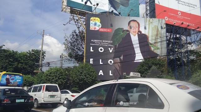 Billboard prices - EDSA North-bound & South-bound