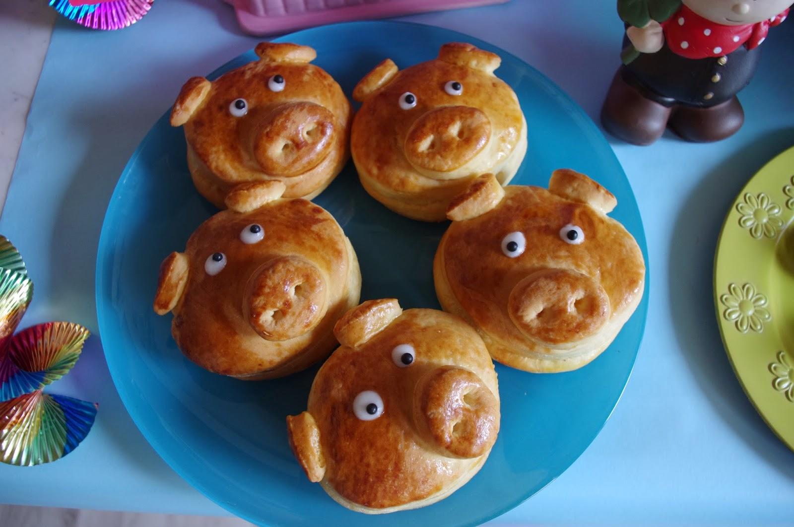 schwein backen silvester keks
