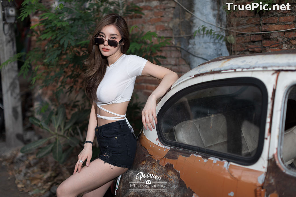 Image Thailand Model - Jarunan Tavepanya - Hot Beautiful Girl On Street - TruePic.net - Picture-3