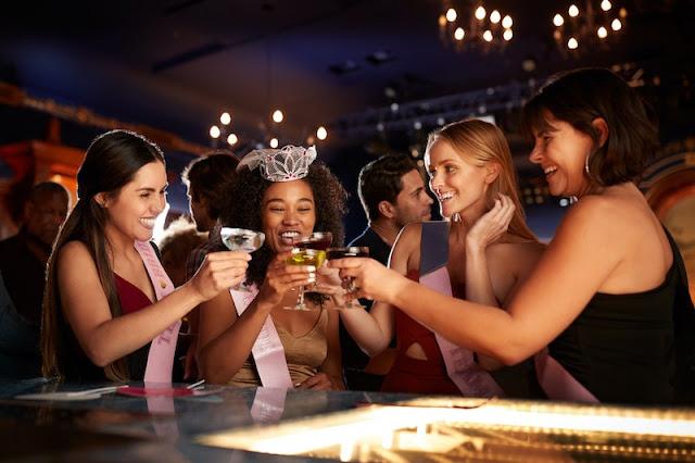 Bachelorette Party Venue