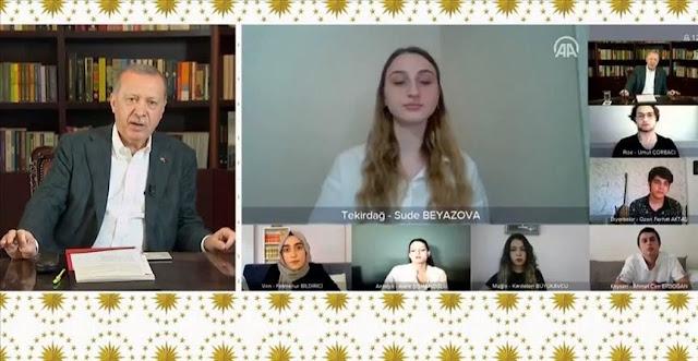 Siapkan Struktur Hukum Medsos, Erdogan: Bagaimana Jika Ponsel Anda Diretas, Foto Pribadi Dicuri Dan Dipublikasikan Di Twitter Atau Facebook?