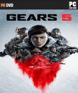 Gears 5 Torrent - PC (2019)