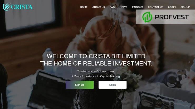 Crista Ltd обзор и отзывы HYIP-проекта