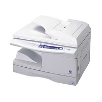 Sharp AL-1642 Driver and Software Print