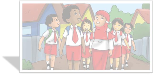 Download Kumpulan Soal Tematik Kelas 1 SD/ MI Semester 2 Th. 2018 Plus Kunci Jawaban Sesuai Kurikulum 2013 Edisi Revisi Terbaru
