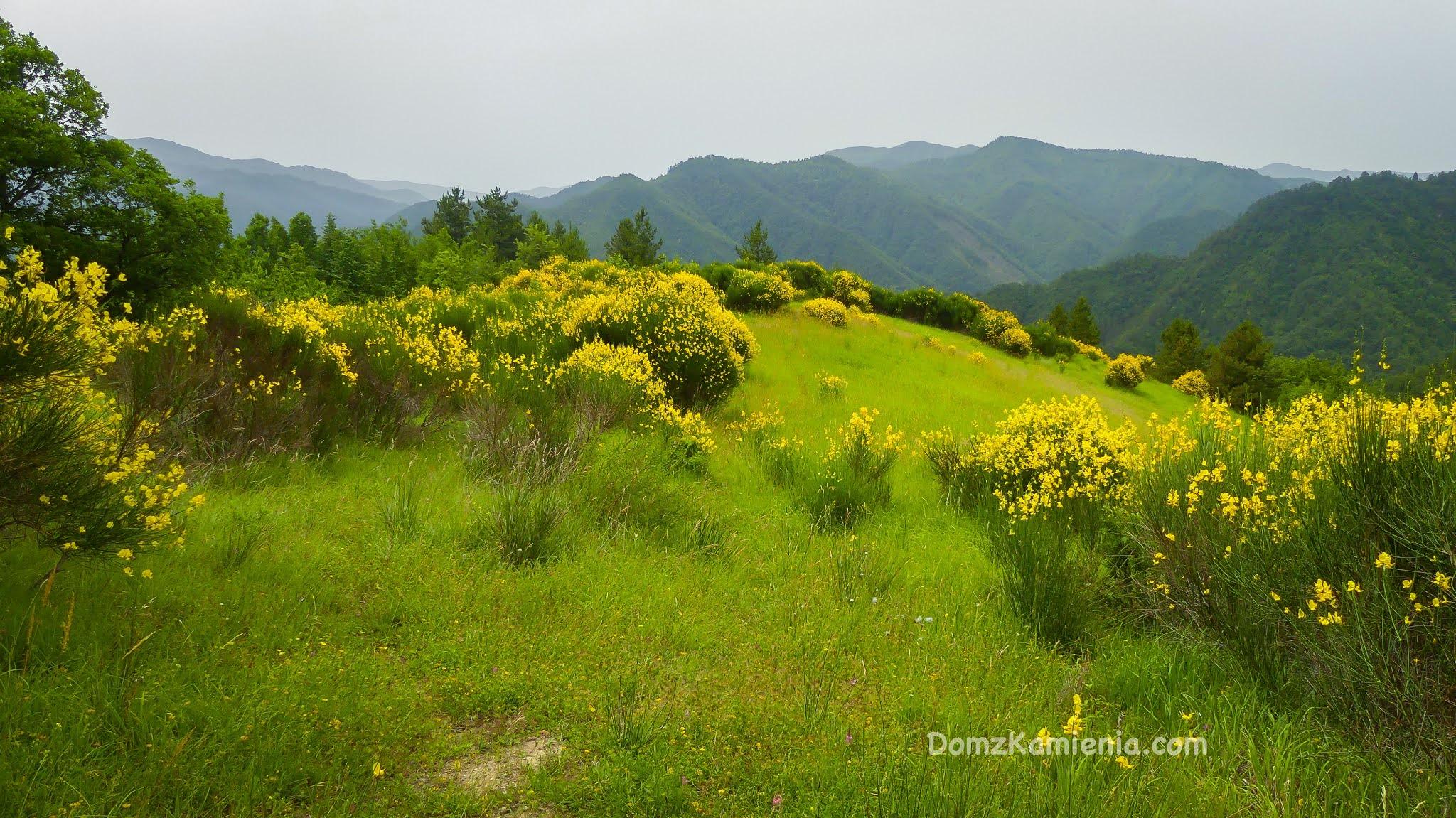 Biforco, trekking z Domem z Kamienia