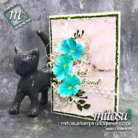 Stampin' Up! Blended Seasons Card Idea. Order current craft products from Mitosu Crafts UK Online Shop