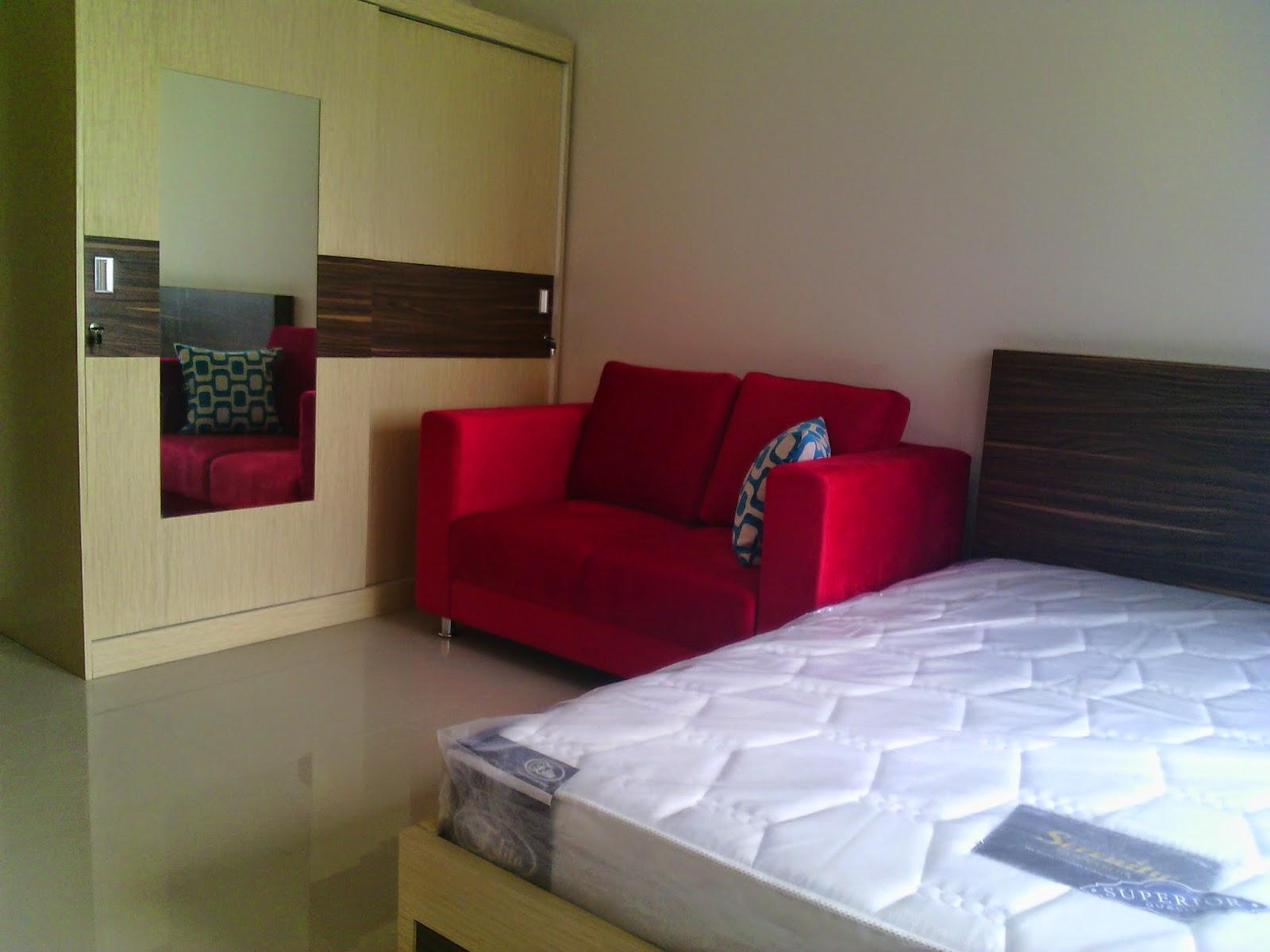 sofa studio musik bandung mid century modern sleeper wedesignstudio jasa desain interior and kontraktor