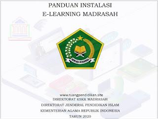 panduan aplikasi elearning madrasah