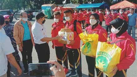 Wagub Sumbar Lepas Atlet Dayung ke PON XX Papua
