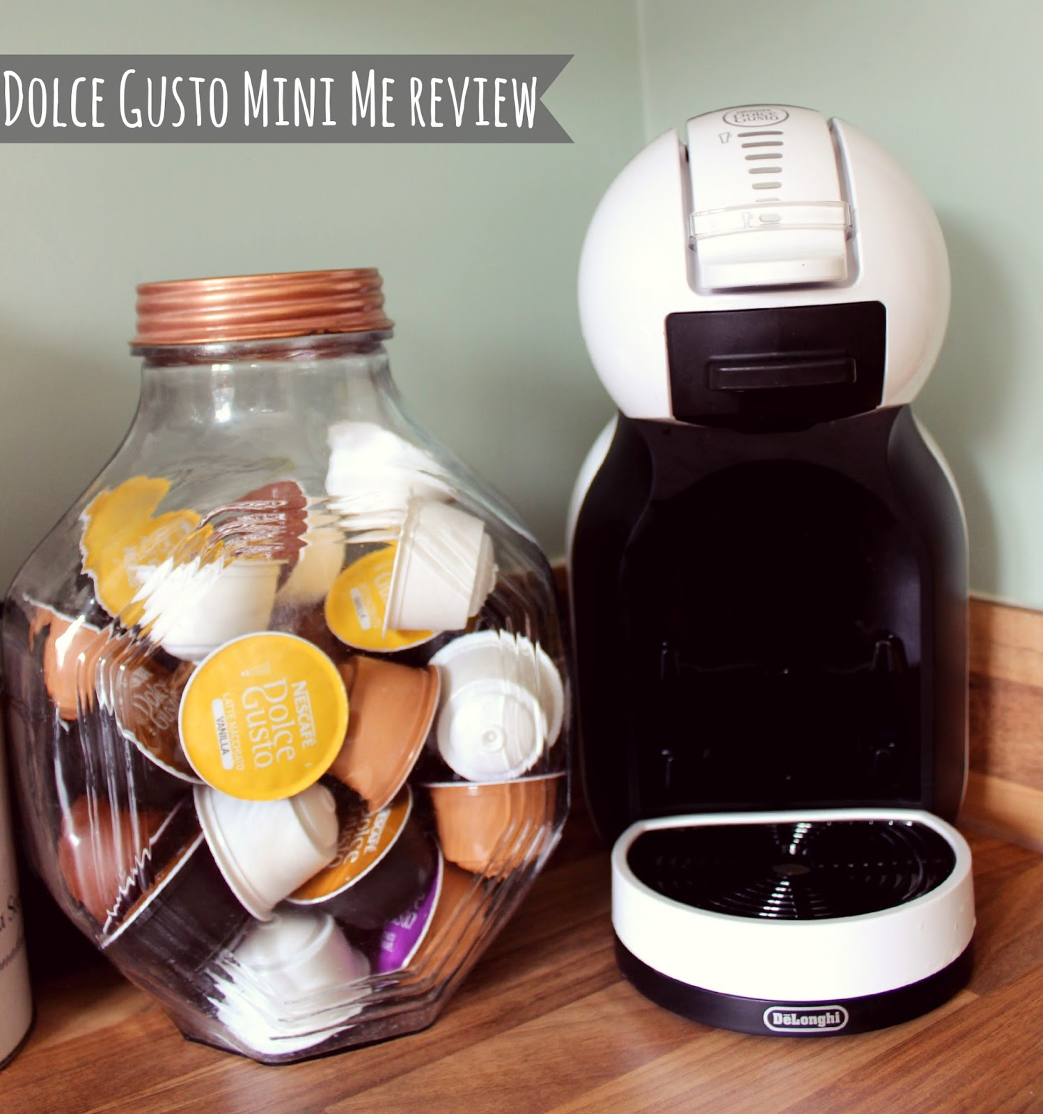 nescafe dolce gusto mini me review k elizabeth. Black Bedroom Furniture Sets. Home Design Ideas