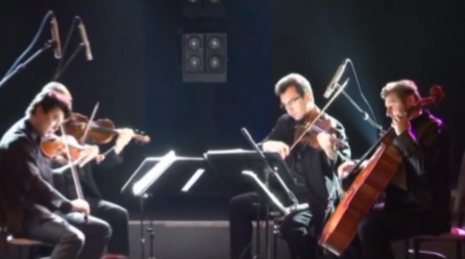 Ανέβηκε το video από τα εγκαίνια της Ακαδημίας Γραμμάτων και Τεχνών Καστοριάς ''ΘΩΜΑΣ ΜΑΝΔΑΚΑΣΗΣΗΣ'' με τους Animus Quartet