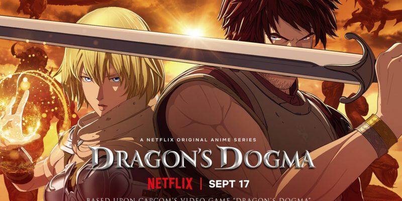 مشاهدة و تحميل جميع حلقات انمي دراغون دوجما عقيدة التنين Dragon's Dogma مترجم اون لاين على موقع ot4ku.