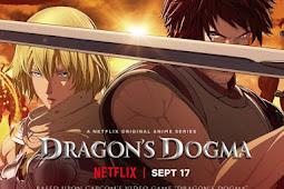جميع حلقات انمي Dragon's Dogma مترجم اون لاين