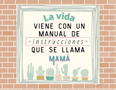 imágenes y frases para mamá - madre