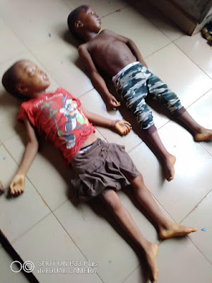 PHOTOS: Father's Day Gone Wrong As Man Murders His 2 Children, Injure His Children