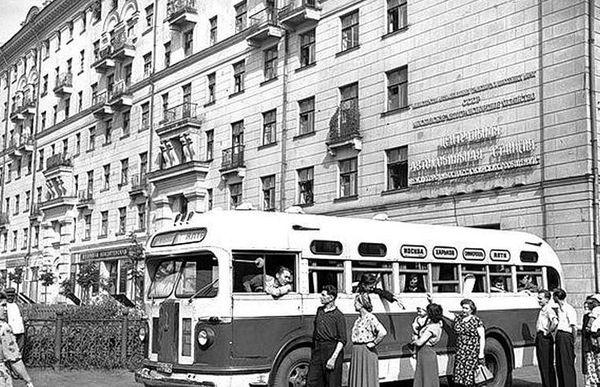 Автобус Москва — Ялта