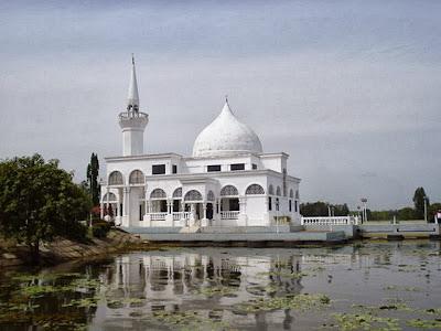 Masjid Brunei, Pasir Mas