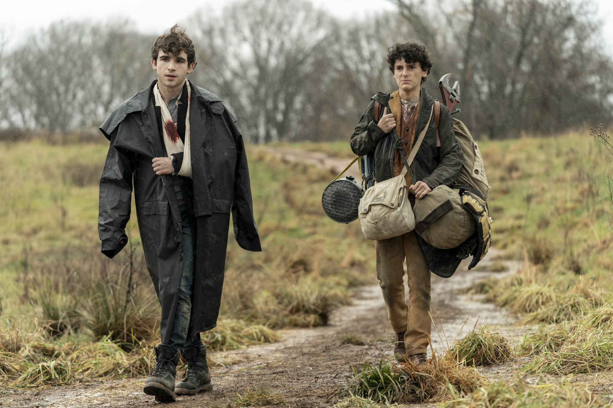 Elton y Percy emprenden juntos una nueva aventursa en la Season Finale de The Walking Dead World Beyond