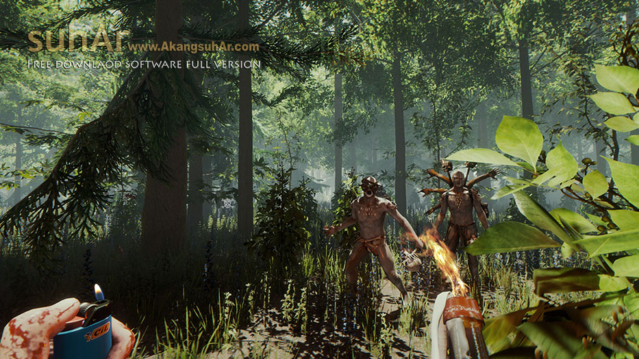 Gratis Download The Forest Full Crack Terbaru
