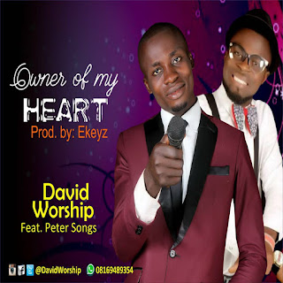 David worship feat petersongs-Owner of my heart