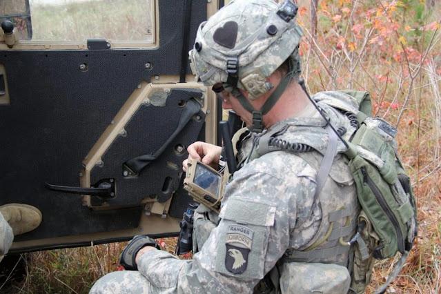 Thiết bị NGLD-M sẽ cho phép các binh sĩ liên lạc an toàn bằng cách sử dụng các khóa mật mã tiên tiến