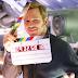 Passeie pelos bastidores de 'Guardiões de Galáxia 2' com Chris Pratt